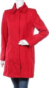 Czerwony płaszcz Jacqui-e w stylu casual