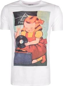 T-shirt Xagon z bawełny z krótkim rękawem