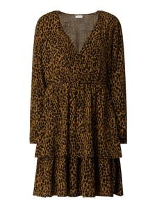 Brązowa sukienka Vila mini