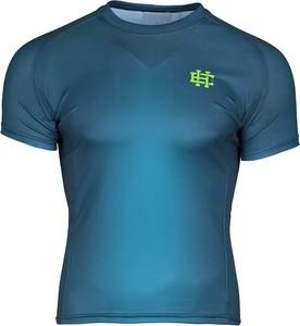 Turkusowa koszulka Extreme Hobby z tkaniny