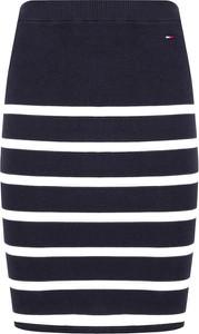 Spódnica Tommy Hilfiger w stylu casual