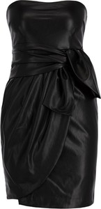 Czarna sukienka Liu-Jo mini bez rękawów