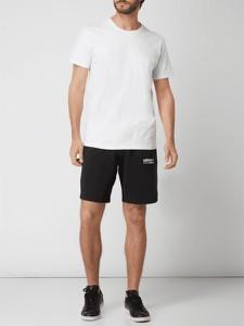 Czarne spodenki Adidas Originals z bawełny