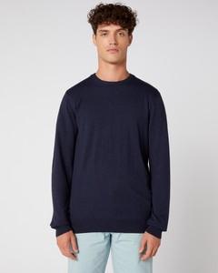 Sweter Wrangler z bawełny