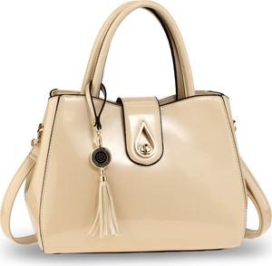 8471ba7920f1d torebki kuferki lakierowane - stylowo i modnie z Allani