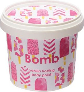 Bomb Cosmetics Vanilla Frosting | Peeling pod prysznic 375g - Wysyłka w 24H!