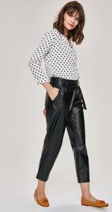 Spodnie Femestage ze skóry ekologicznej