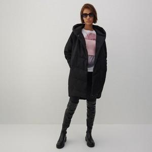Płaszcz Reserved krótki w stylu casual bez kaptura