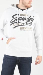 Bluza Superdry w młodzieżowym stylu z bawełny