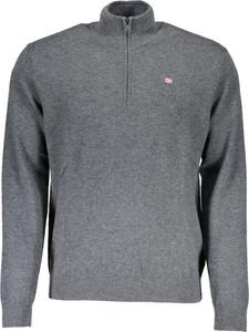 Sweter Napapijri z dżerseju