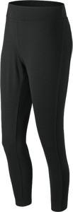 Spodnie sportowe New Balance z jedwabiu w sportowym stylu