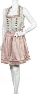 Sukienka Kruger z okrągłym dekoltem mini
