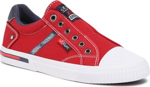 Trampki S.OLIVER - 5-14603-26 Red 500