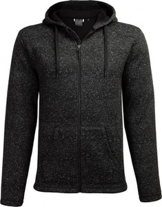 Czarny sweter Outhorn z bawełny