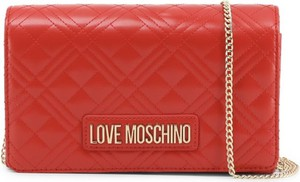 Torebka Love Moschino na ramię matowa