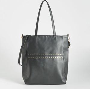 717e73f7c61c8 torebka damska duża czarna - stylowo i modnie z Allani