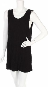 Czarna sukienka Handberg w stylu casual mini