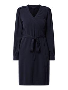Sukienka Selected Femme mini z długim rękawem