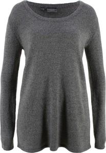 Sweter bonprix bpc bonprix collection bez wzorów