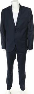 Niebieski garnitur Kiomi