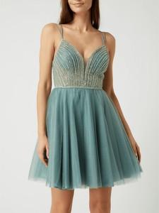 Sukienka Swing z tiulu