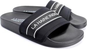 Czarne buty letnie męskie La Haine Inside Us