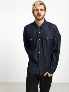 Niebieska koszula Levis z długim rękawem