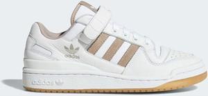 Buty sportowe Adidas Originals z płaską podeszwą sznurowane