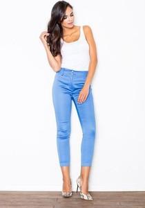 Niebieskie spodnie Figl