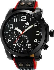 Zegarek Męski Gino Rossi DONERI EXCLUSIVE CHONOGRAF E11642A-1A3 12748