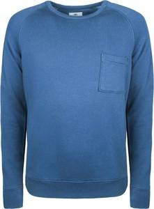 Niebieska bluza Timberland w stylu casual