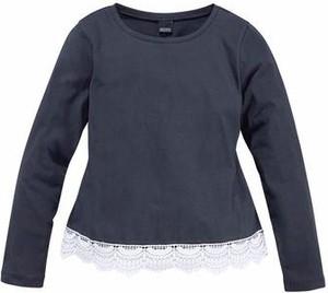 Czarna bluzka dziecięca arizona