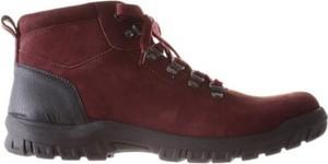 Czerwone buty zimowe Go Soft