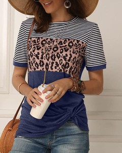 Bluzka Kendallme z krótkim rękawem