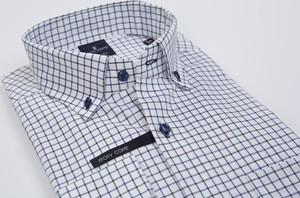 Koszula Lanieri z kołnierzykiem button down