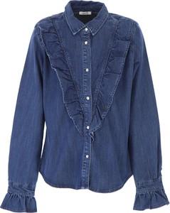 Niebieska koszula dziecięca Liu-Jo