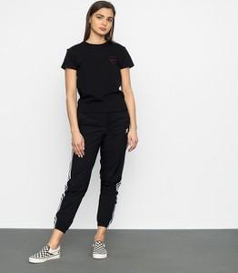 Czarny t-shirt Carhartt WIP w stylu casual