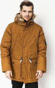 Brązowa kurtka Element w stylu casual