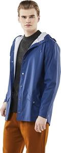 Niebieska kurtka Rains