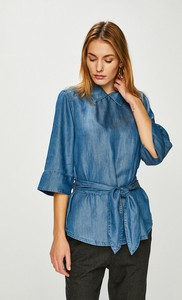 Niebieska bluzka Tommy Hilfiger