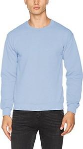 Błękitna bluza gildan