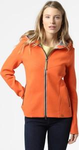 Pomarańczowa kurtka Camel Active w stylu casual
