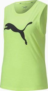 Bluzka Puma w sportowym stylu z nadrukiem