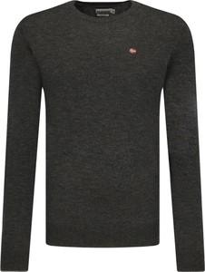 Sweter Napapijri z wełny w sportowym stylu