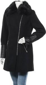 Czarny płaszcz Morgan