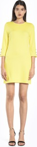 Żółta sukienka Gate