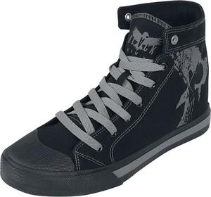 Czarne buty sportowe Emp
