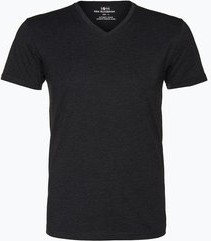 Czarny t-shirt nils sundström