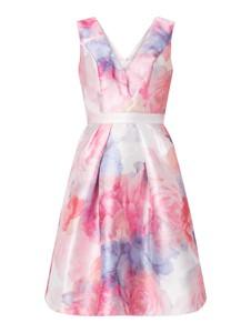 Sukienka Chi Chi London mini bez rękawów