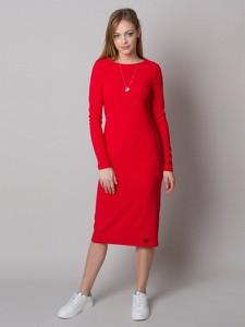 Sukienka Willsoor z okrągłym dekoltem